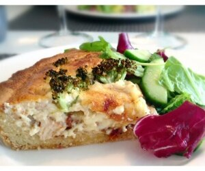 Chicken/Broccoli Pie