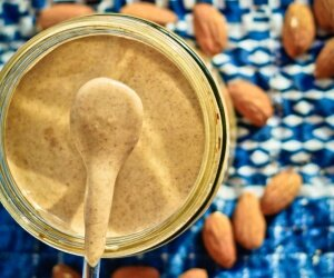 Roasted Sweet Almond Butter